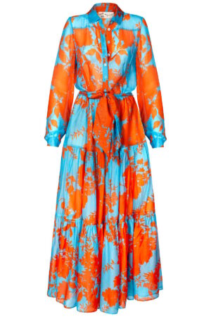 Maison Common Floral Boho Dress