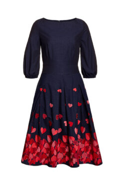 Maison Common-Kleid Herzen